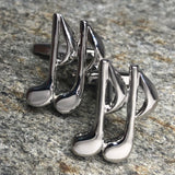 8th Note Cufflinks