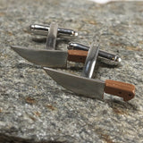 Chef's Knife Cufflinks