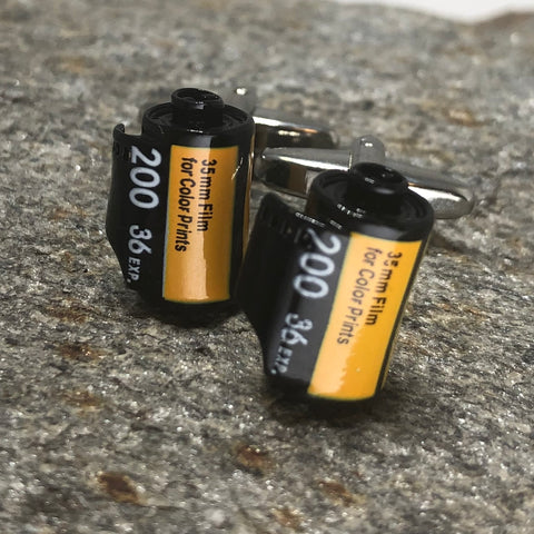 Film Roll Cufflinks