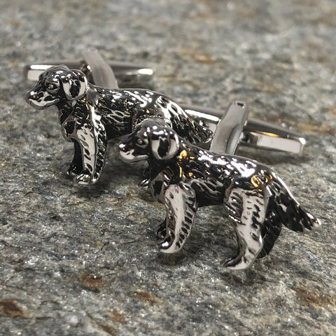 Retriever Cufflinks