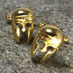 Greek Helmet Cufflink