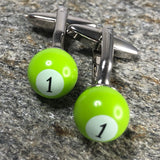 Billiard Ball No. 1 Cufflinks