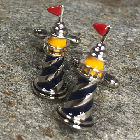 Lighthouse Cufflinks