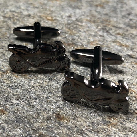 Motorcycle Cufflinks
