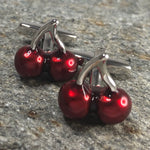 Cherries Cufflinks