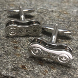 Bike Chain Cufflinks