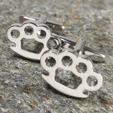 Knuckle Duster Cufflinks