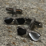 Sunglasses Cufflinks