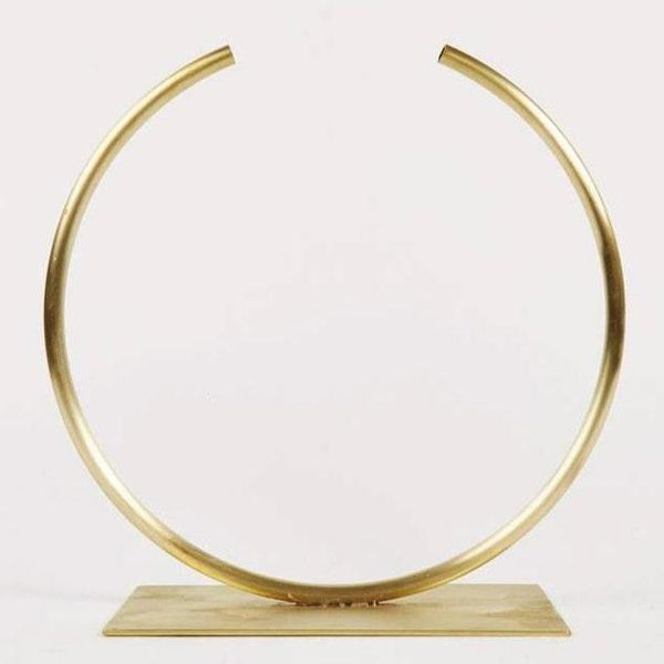 Anna Varendorff, ACV Studio — Vase 736 - Almost a Circle Vase - Australian made Jewellery