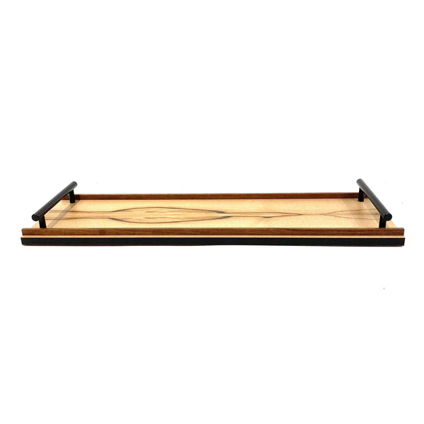 Anton Gerner — 'STRAY' Blackheart Sassafras Wooden Tray - Australian made Wood