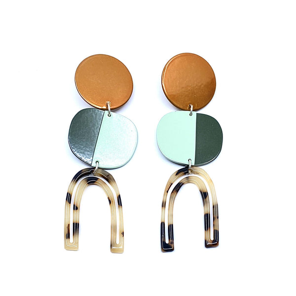Bianca Marvrick — Efira Earrings - Australian made Jewellery