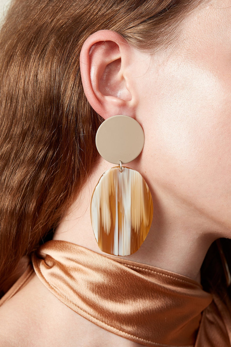 Bianca Marvrick — Geology Earrings Jewellery BIANCA MAVRICK | Craft