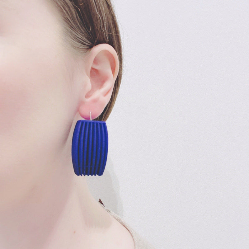 Bin Dixon-Ward — Louvre Earrings - Australian made Jewellery