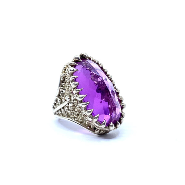Cashmere Malekitsch — High Princess Pink Sapphire Ring Jewellery Cashmere Malekitsch | Craft