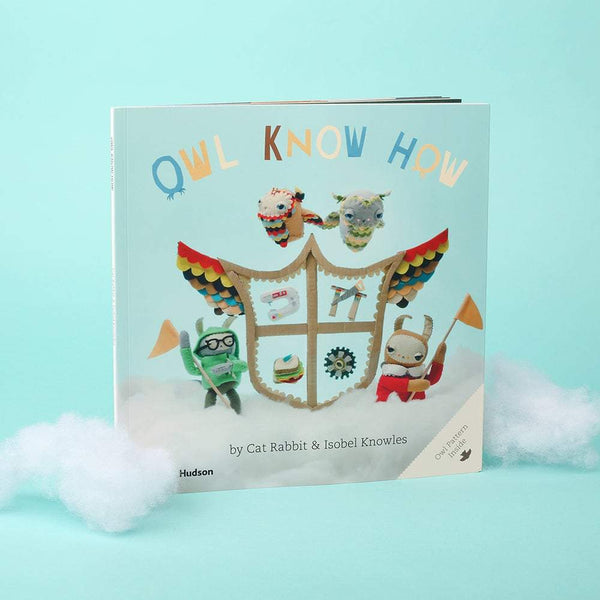 Cat Rabbit & Isobel Knowles, Soft Stories — Owl Know How - Australian made Publications