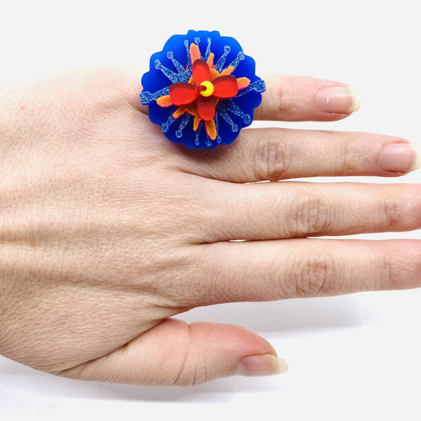 Christina Darras — MSG Articulated Ring - Australian made Jewellery