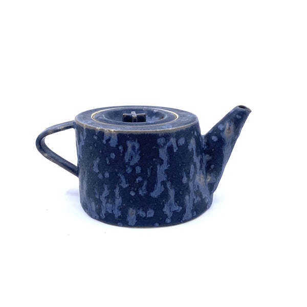 Christopher Plumridge — Black Crystal Teapot Ceramics Christopher Plumridge | Craft