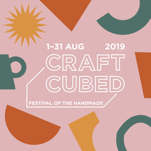 2019 Craft Cubed Event Fee, SHOP@Craft, SHOP@Craft