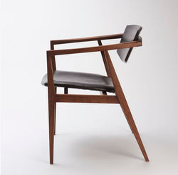 Damien Wright — Reading Chair - Australian made Wood
