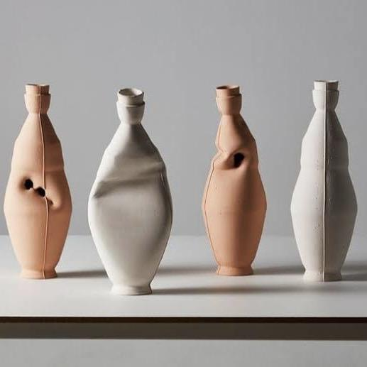 Damon Moon — Stoneware 'Skittle' Sculpture - Australian made Ceramics