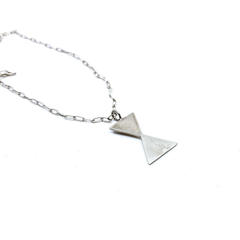 Elise Sheehan — Sterling Silver Neckpiece - Australian made Jewellery