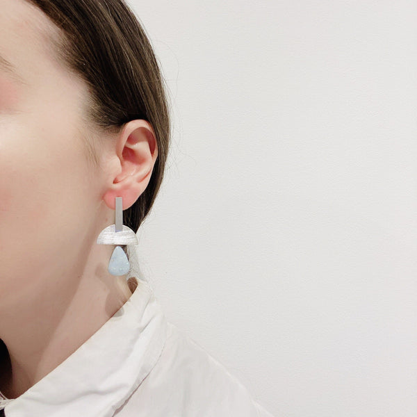 Fiona Watkins, Caracus — Earrings - Australian made Jewellery