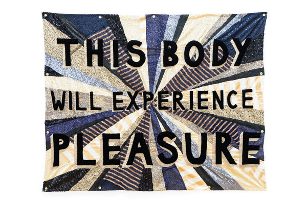 Hannah Gartside — 'This Body Will Experience Pleasure' Limited Edition Print - Australian made Prints