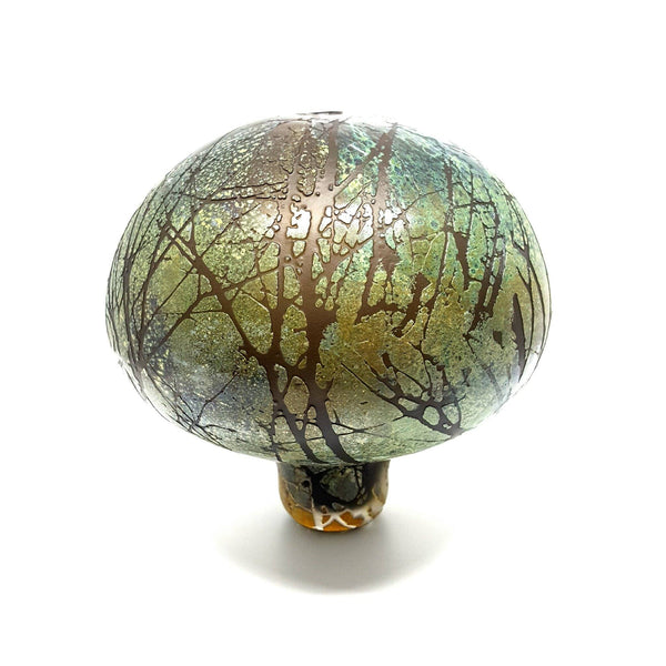 Holly Grace — Glass Sculpture, Bonsai Series - Artwork - Craft