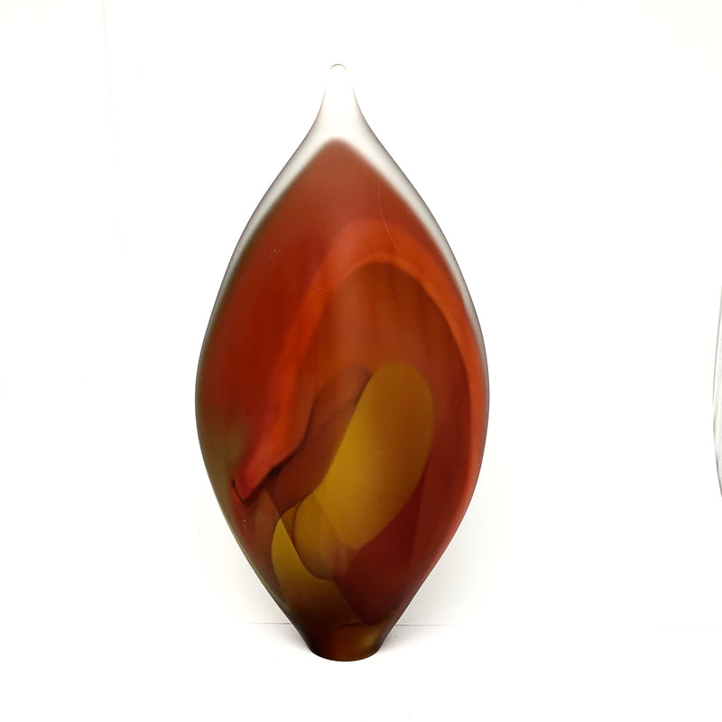 Holly Grace —  Glass Sculpture - Australian made Glass