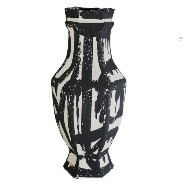 Iggy & Lou Lou — Large Driptopia Panel Vase vase large Iggy & Lou Lou | Craft