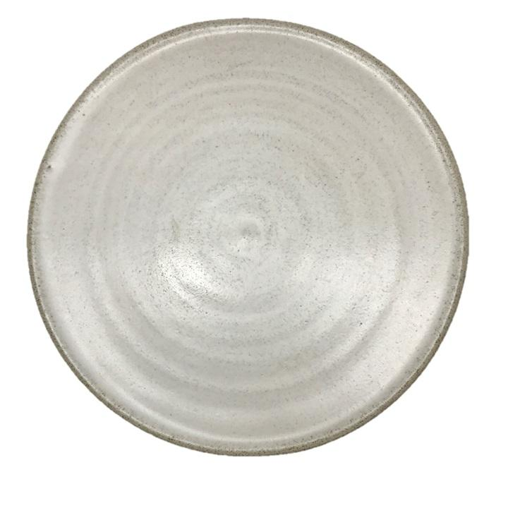 Ingrid Tufts — Luna Dinner Plate - Australian made Ceramics