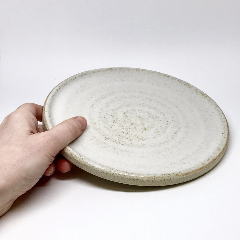 Ingrid Tufts — Luna Side Plate - Australian made Ceramics