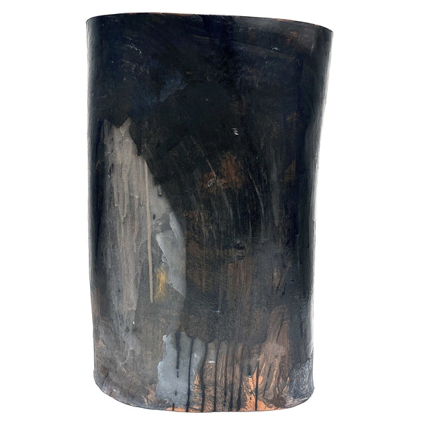 Kate Jones — 'Blackened Gum' Vessel Ceramics Kate Jones | Craft