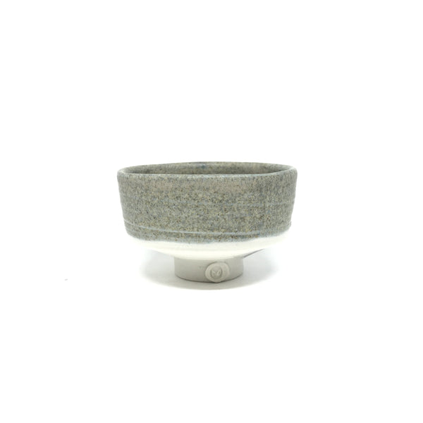 Katherine Mahoney — Grey Sake Cup - Australian made Ceramics