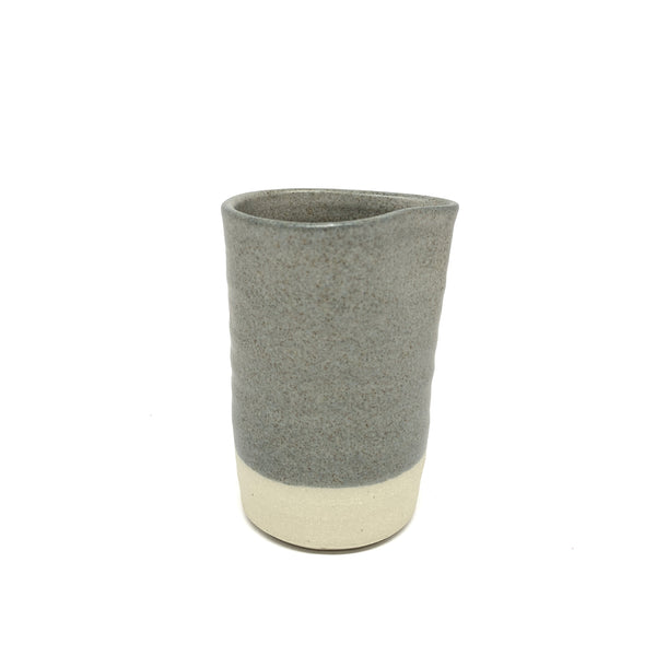 Katherine Mahoney — Grey Small Stoneware Jug - Australian made Ceramics