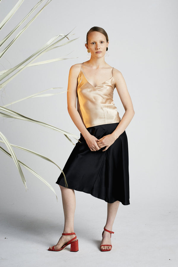 Lara Pallini — L'avenir Skirt - Australian made Clothing