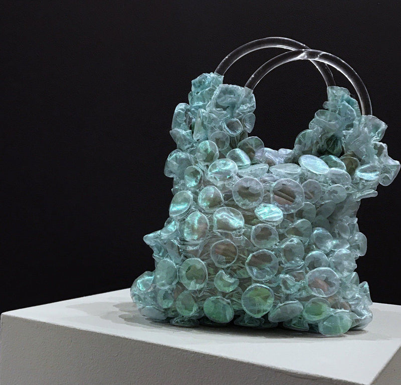 Louise Meuwissen — Bubble Bag in Opal - Australian made Jewellery