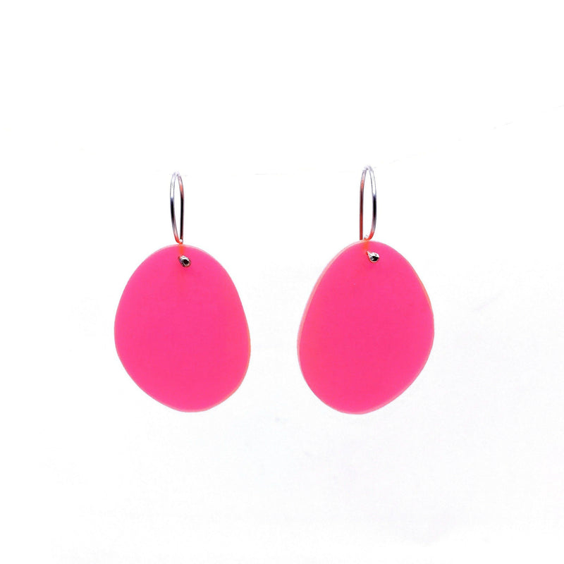 Melinda Young — Shimmer Earrings in Pink Jewellery Melinda Young | Craft