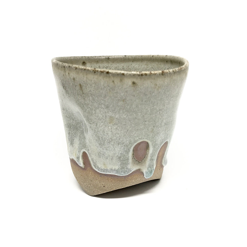 Minna Graham — Large Squish Cup - Australian made Ceramics