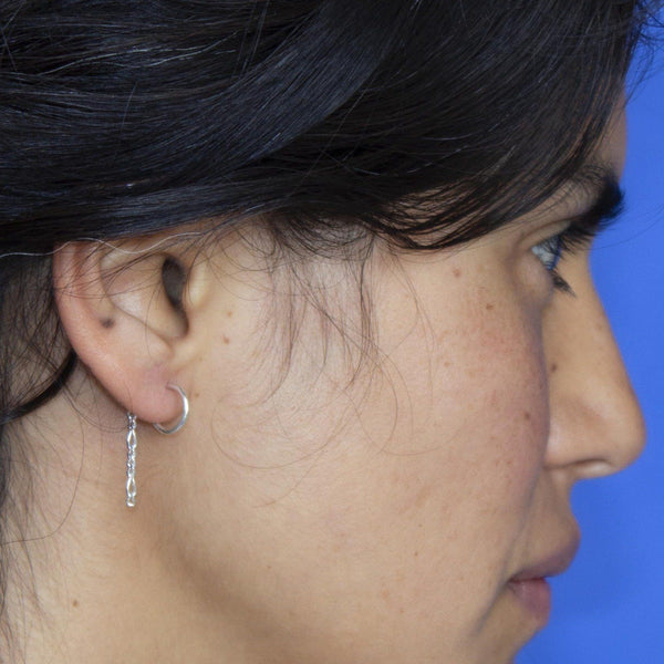 Newend — Single Silver 'Sleeper' Earring - Australian made Jewellery