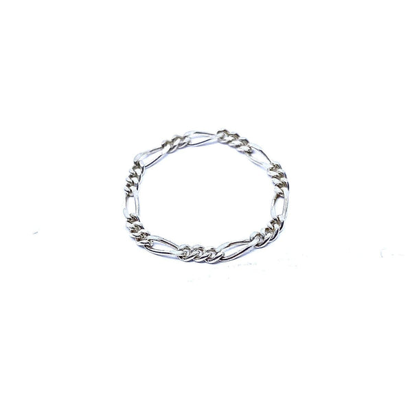 Newend — Sterling Silver Chain 'Reminder' Ring - Australian made Jewellery