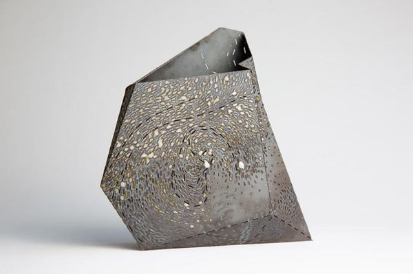Rosie Gunzburg — 'Stitch 10.2' Sculpture - Australian made Jewellery