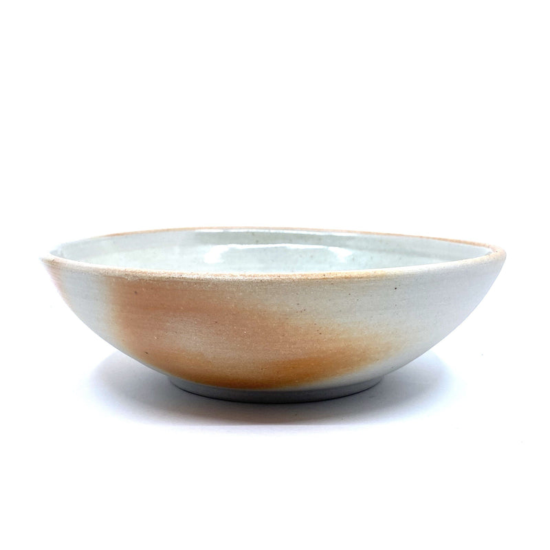 Sandra Bowkett — Wood Fired Lunch | Serving Bowl - Australian made Ceramics