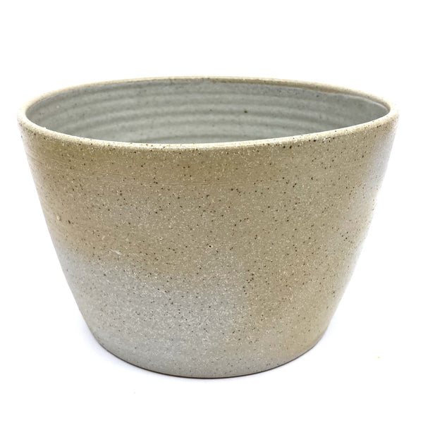 Sandra Bowkett — Wood Fired Stoneware Serving Dish - Australian made Ceramics