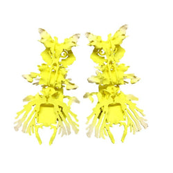 Sarah Johnston — Insect System Earrings - Australian made Jewellery