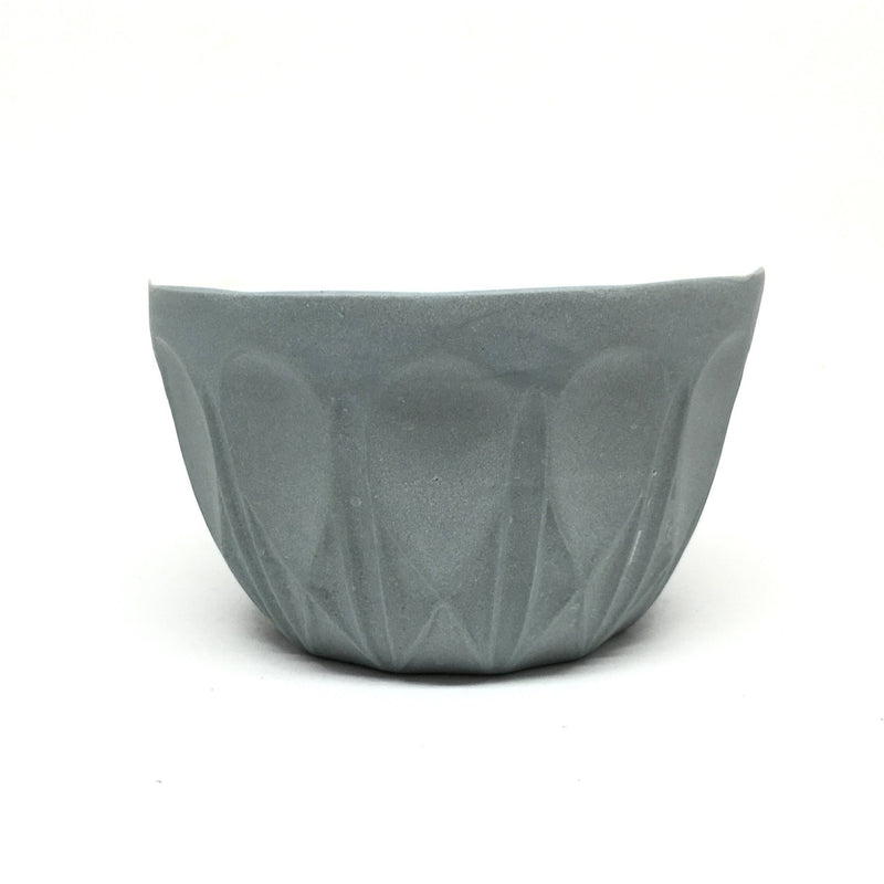 Sarah O'Sullivan — Small 'Mint' Keepsake Bowl in Cement Grey - Australian made bowl small