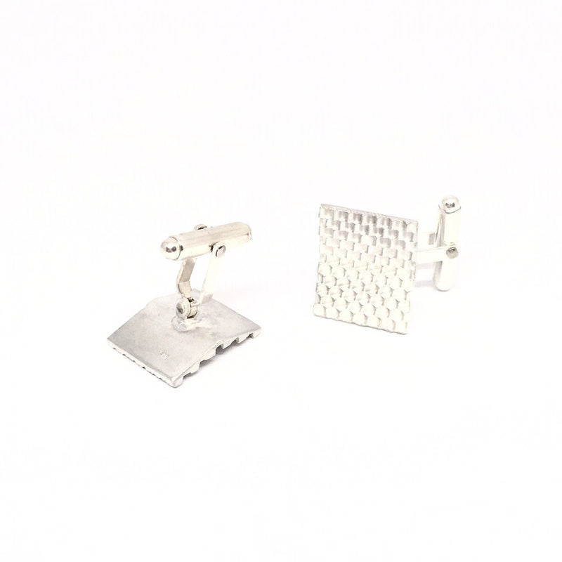 Sunggee Min — Half Folded Cufflinks - Australian made Jewellery