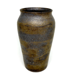 Tara Shackell — Medium Iron Age Bronze Vase - Australian made vase medium
