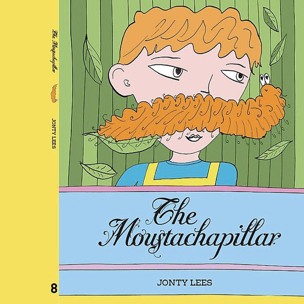 The Moustachapillar - Australian made Publications
