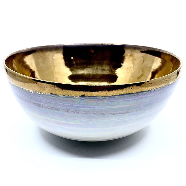 Timothy White — Sculptural Porcelain Bowl - Australian made Ceramics
